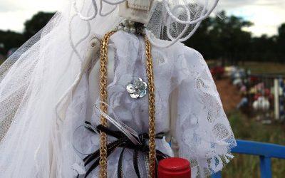 La Niña Blanca, el aspecto blanco de la Santa Muerte