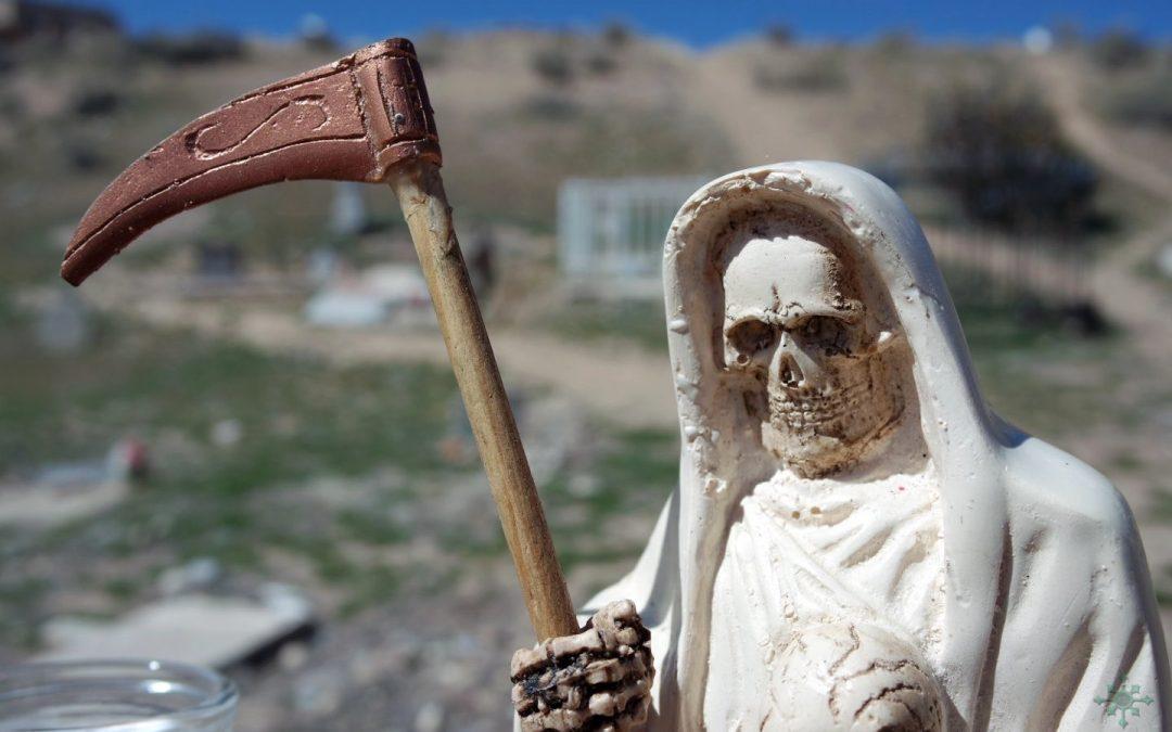 Oración diaria de la Santa Muerte para la protección de tu familia